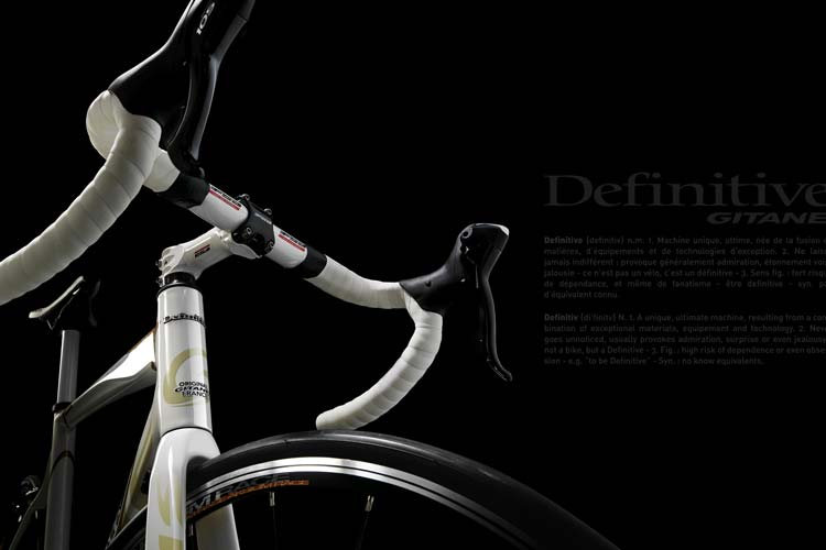 photographie vélo Gitane