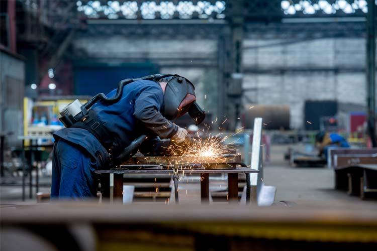 reportage industriel usine
